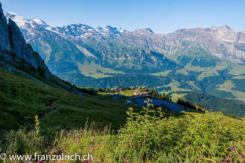 Klettersteig Rigidalstock : Klettersteig rigidalstock